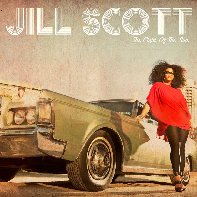 Jill Scott - Light of the Sun (album cover)