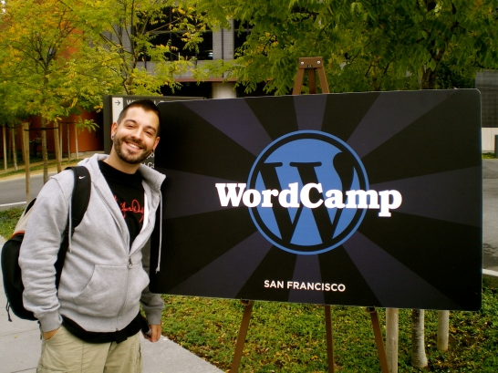 The moment I arrived at WCSF