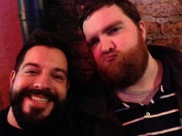 With MT (Matt Miklic), Team Social Meetup New Orleans, 2012