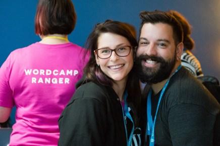 Posing with Rose - WordCamp San Francisco 2014